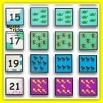 Our clever number set helps with more than numbers